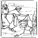 Pinturas bibel - Moisés 2