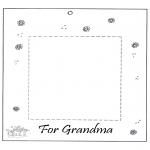 Tema - Moldura avó