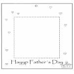 Tema - Moldura do dia do pai