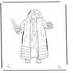 Personagens de banda desenhada - Narnia 2