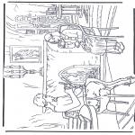 Personagens de banda desenhada - Narnia 3