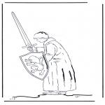 Personagens de banda desenhada - Narnia 4