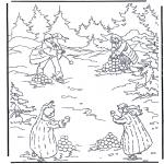 Personagens de banda desenhada - Narnia 6