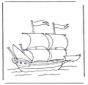 Navio de navegação grande