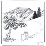 Inverno - Neve na Yellowstone 2