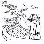 Pinturas bibel - Noé 3