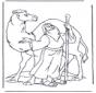 Noé e um camelo
