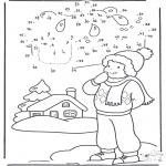 Inverno - Números de Inverno 1