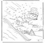 Números de ski