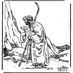 Pinturas bibel - O bom pastor 3