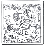 Pinturas bibel - O bom samaritano 1
