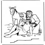 Pinturas bibel - O bom samaritano 2