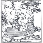 Pinturas bibel - O filho pródigo 2