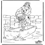 Pinturas bibel - O filho pródigo 3