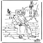 Pinturas bibel - O filho pródigo 5
