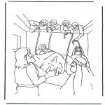 Pinturas bibel - O homem paralizado 1