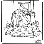 Pinturas bibel - O homem paralizado 4