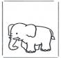 O meu pequeno elefante