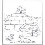 Crianças - O Pequeno Urso Polar 5