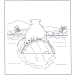 Crianças - O Pequeno Urso Polar 6