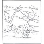 Crianças - O Pequeno Urso Polar 8