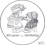 Tema - O teu … aniversário