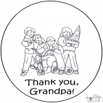 Tema - Obrigado avô