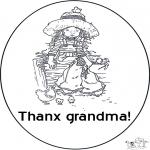 Tema - Obrigado avó