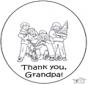 Obrigado avô