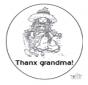 Obrigado avó