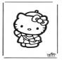 Ornamentação Kitty