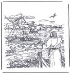 Pinturas bibel - Os discípulos