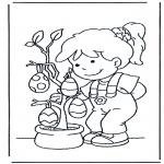 Tema - Ovos na árvore
