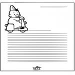 Ofícios - Papel de Escrever Bumba