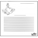 Ofícios - Papel de Escrever Cinderela