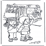 Crianças - Para a escola 2