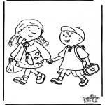 Crianças - Para a escola 3