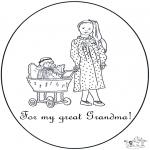 Tema - Para a querida avó