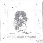Tema - Para o querido avô