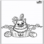 Tema - Páscoa - cão