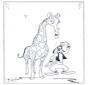 Pateta e girafa