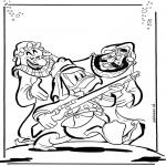 Personagens de banda desenhada - Pato Donald 1