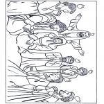 Pinturas bibel - Pentecostes 1
