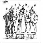 Pinturas bibel - Pentecostes 3