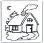 Pequena casa de campo