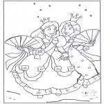 Todos os tipos de - Pequena princesa 1