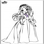 Todos os tipos de - Pequena princesa 7