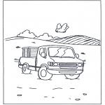 Todos os tipos de - Pequeno camião