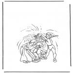 Personagens de banda desenhada - Peter pan 2