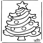 Natal - Pintura de Janela de Natal 6